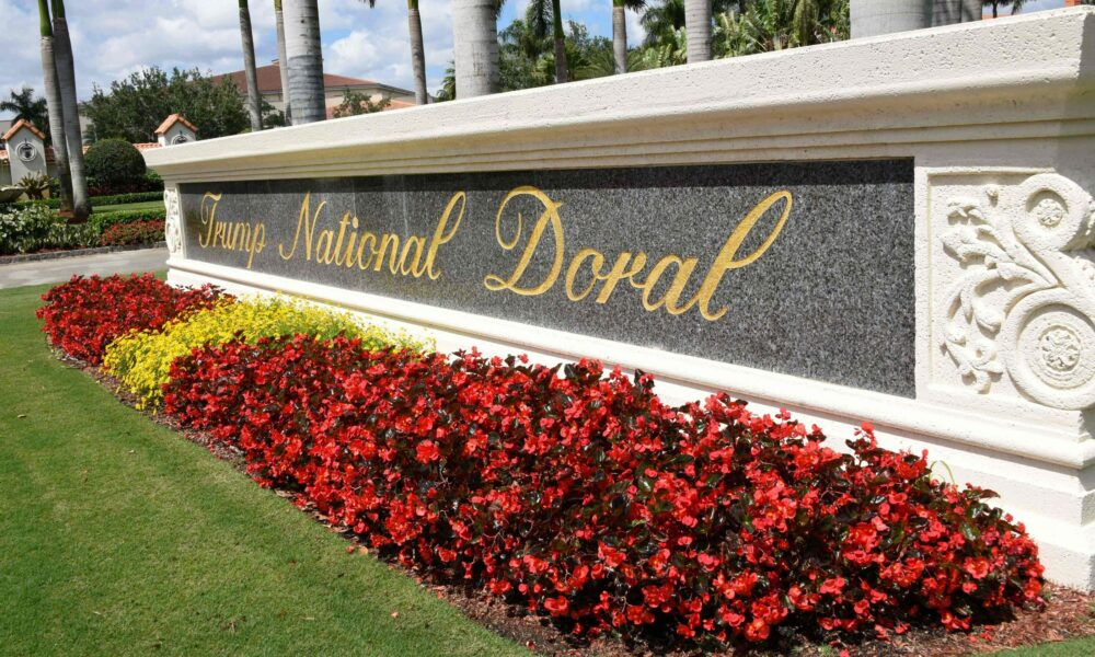 Whats On TV Trump's unmatched sleaze: Grifters, women, trampling Constitution and now G-7 at Doral