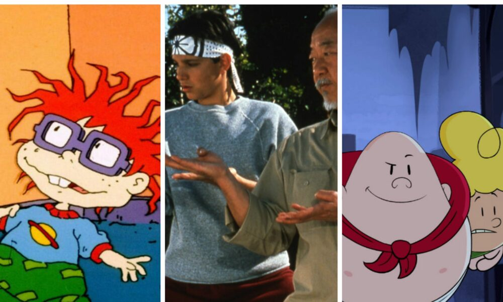 Whats On TV New Netflix for kids in October: 'Rugrats,' 'Karate Kid,' and spooky cartoons