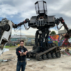 Entertainment Megabots Throws in the Towel and Puts Battle Robots on Ebay