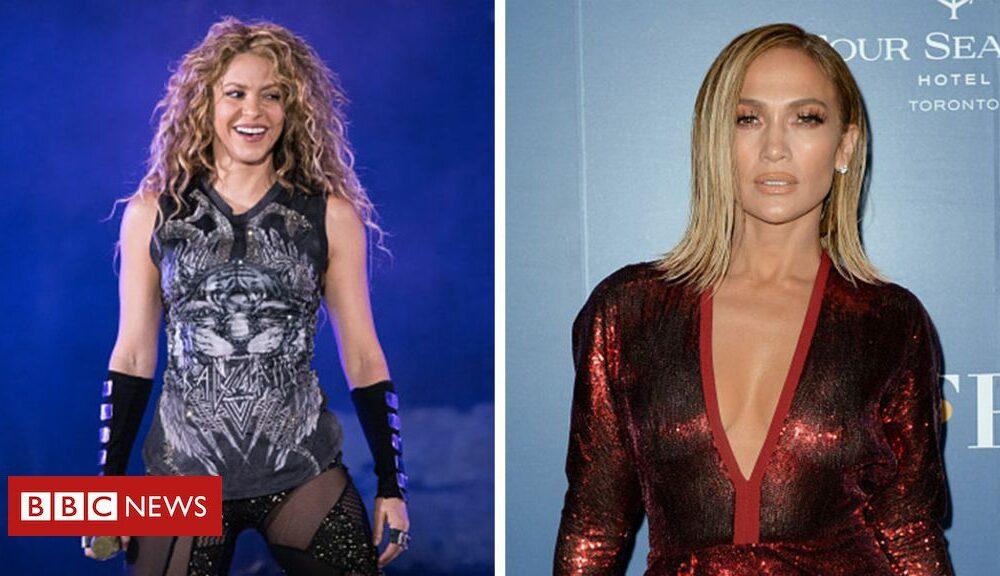 Entertainment Super Bowl: Shakira and Jennifer Lopez to headline half-time show