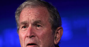 Celebrities Nobody Should Be Friends With George W. Bush