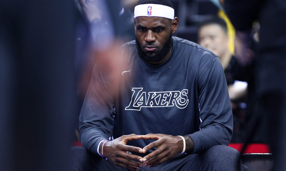 Celebrities LeBron James Was Disappointing on China. Expect More of the Same.