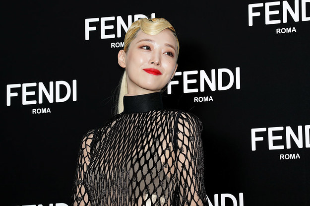 Entertainment The K-Pop Star And Actor Sulli Has Died Aged 25