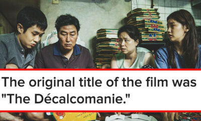 """Entertainment """"Parasite"""" Is Getting Oscar Buzz, So Here Are 17 Facts About The Movie"""
