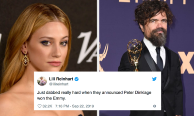 Celebrities Here Are 17 Celebrities Congratulating Other Celebrities On Their Emmy Wins Last Night