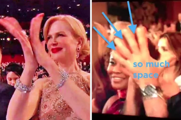 Celebrities 19 Celebrities You Never Knew Couldn't Clap Their Hands
