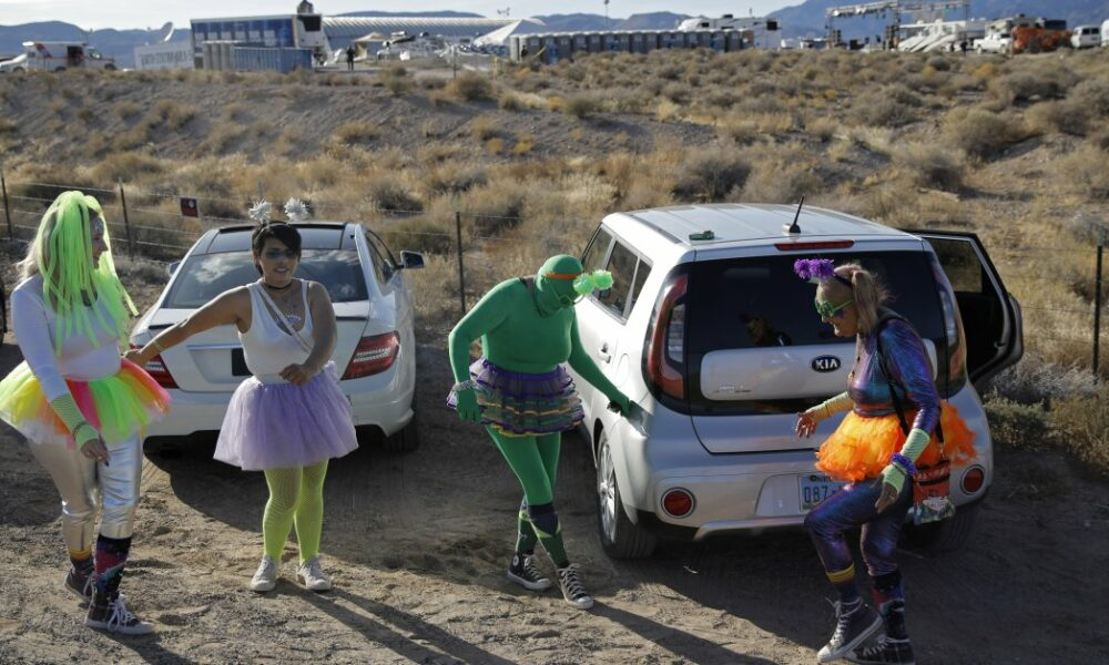 Movies Promoter Cancels Remainder of Area 51 Event Due to Low Turnout