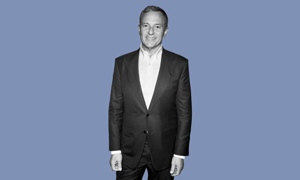Movies 'I Wake Up Happy.' Disney CEO Bob Iger on How to Fire Humanely and His Plans for Retirement