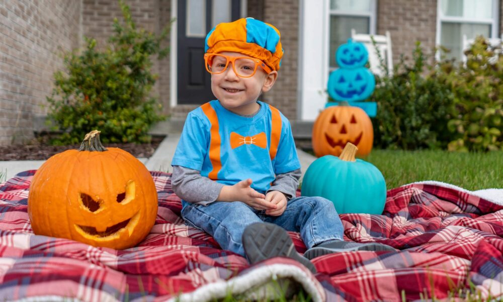 Why put out a teal pumpkin and non-food treats? Moms with kids who depend on them explain