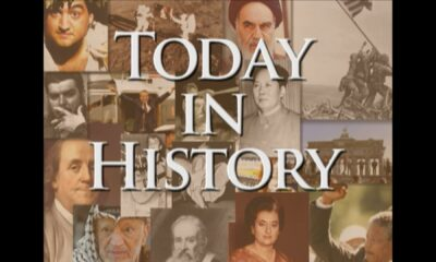 Today in History for October 18th