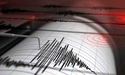 3.7 magnitude earthquake shakes Los Angeles, triggers about a dozen burglar alarms: LAPD
