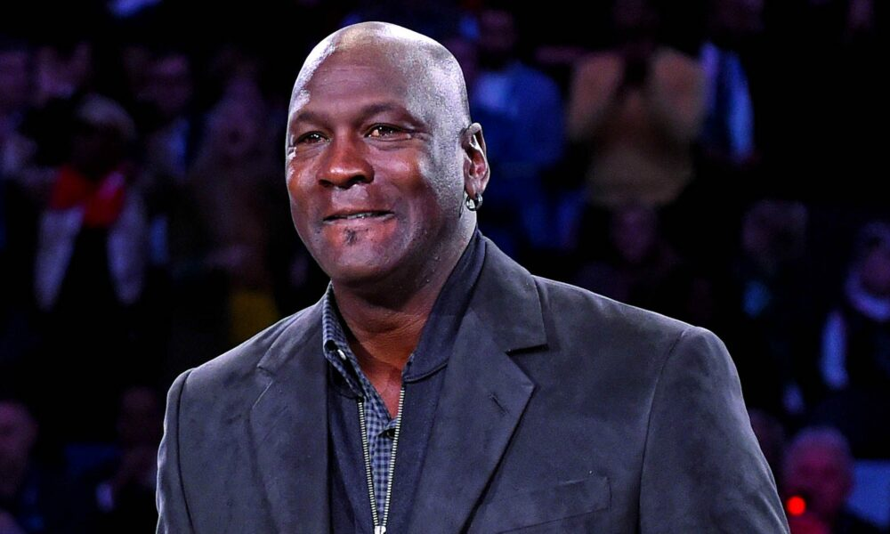 Michael Jordan opens health-care clinic to serve low-income communities in Charlotte
